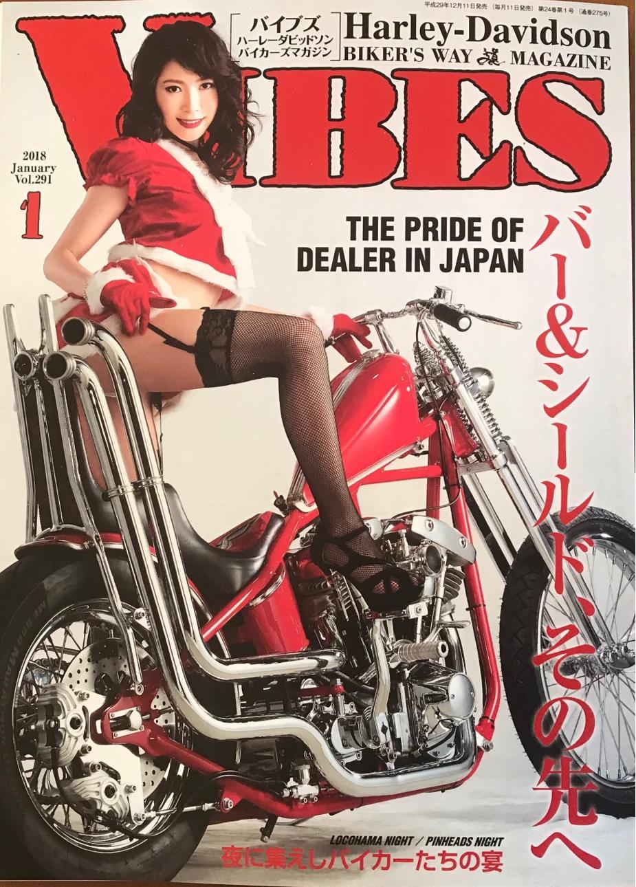 海王社【VIBES】1月号(2017/12/11発売)